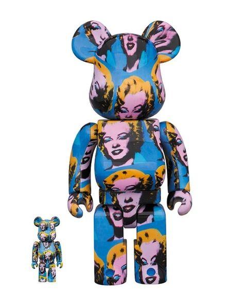 BE@RBRICK, 'Bearbrick Andy Warhol's Marilyn Monroe 400% + 100%', 2020
