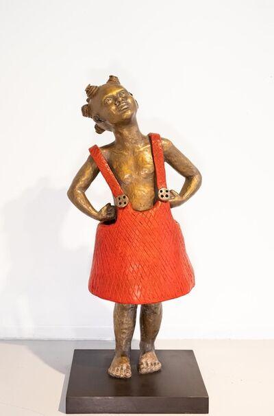 Kari Lena Flåten, 'Little Girl', 2020