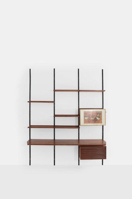 Osvaldo Borsani, 'Modular shelving system', ca. 1940