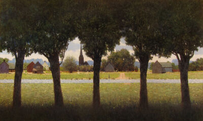 Donald Jurney, 'A Summer Tapestry', 2014