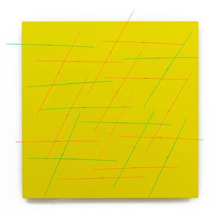 Knopp Ferro, 'Colour Installation 20:09', 2015