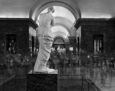Matthew Pillsbury, 'La Venus de Milo (backside), Le Louvre', 2010