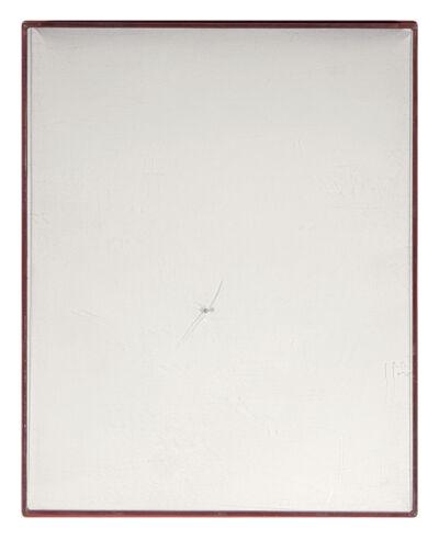Tim Hawkinson, 'Plexi Glass Framed Clock', 1996