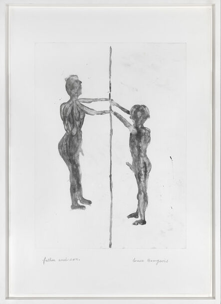 Louise Bourgeois, 'Father and Son', 2004