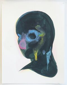 Lotte Vanhamel, 'Coloured Shadow 1', 2017
