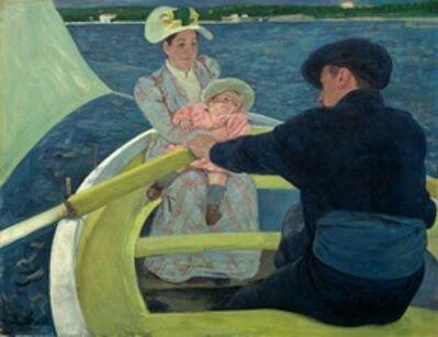 Mary Cassatt, 'The Boating Party', 1893-1894