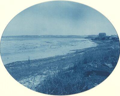 Henry Peter Bosse, 'Levee at Rapids City, Illinois', 1891