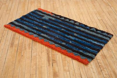 Johanna Jackson, 'Hooked rug', 2015