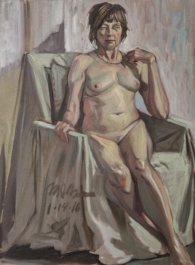 Mark Ross, 'Untitled (Katherine Seated)', 2016