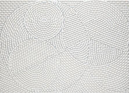 Mounir Fatmi, 'Kissing Circles 09'