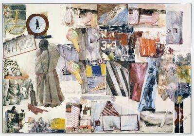 Robert Rauschenberg, 'Port of Entry [Anagram (A Pun)]', 1998