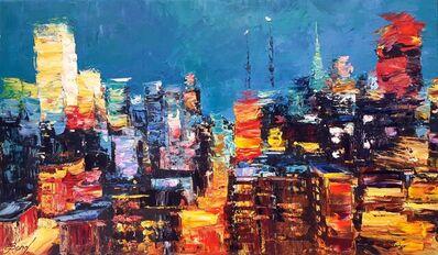 Elena Bond, 'City Electric', N/A