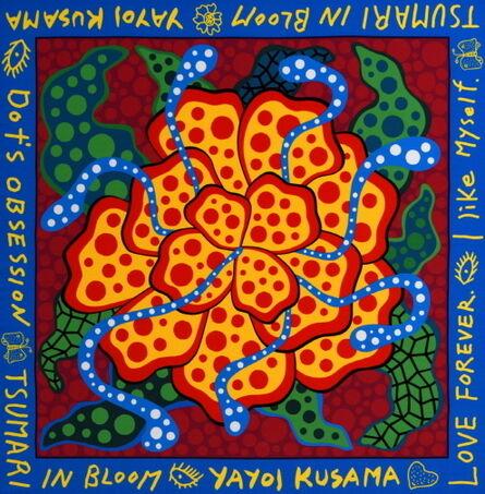 Yayoi Kusama, 'Tsumari in Bloom', 2018