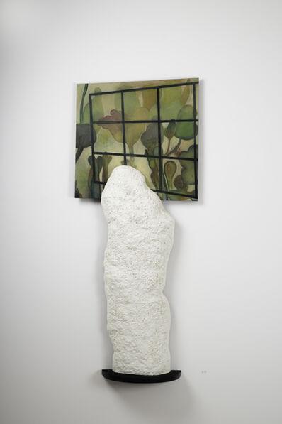 Luiz Paulo Baravelli, 'Autoretrato rápido (na janela)', 1989