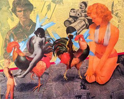"Ray Sell, '""Fowl Play""', 2017"