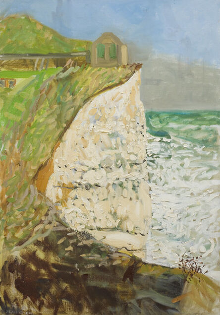 Jean Cooke, 'Birling Gap with Cliff', ca. 1995
