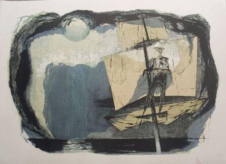 Benton Spruance, 'The Spirit-Spout', 1968