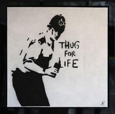 Julie Jaler, 'THUG FOR LIFE #1', 2020