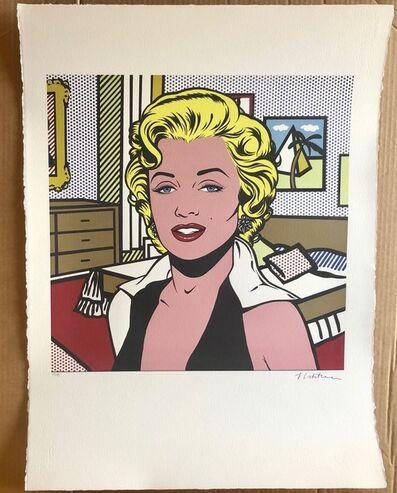 Roy Lichtenstein, 'Marilyn (Untitled)', 1994