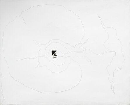 Lucio Fontana, 'Concetto spaziale', 1962