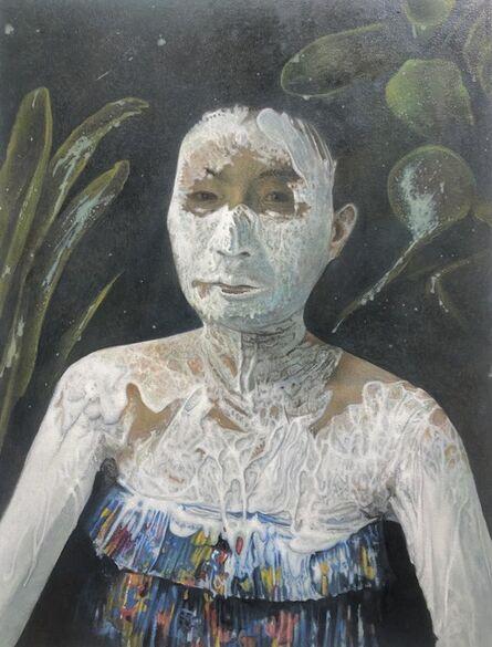 Jumbo Suzuki, 'clay mask', 2020