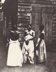 Claude Joseph Désiré Charnay, 'Les Femmes Malgaches (Plate 28)', 1863