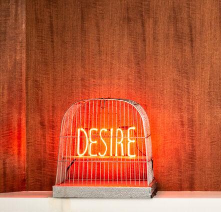 Olivia Steele, 'Desire Birdcage', 2018