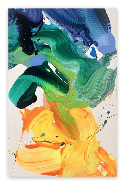 Nikolaos Schizas, 'Prisma Love (Abstract Painting)', 2021
