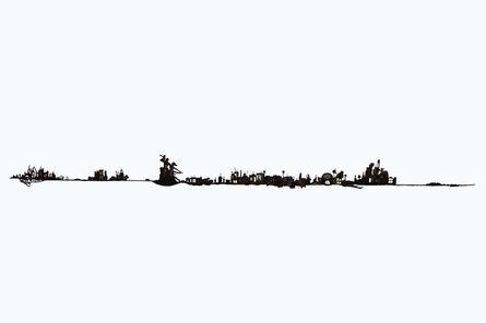 Loman Art, 'Cityline 4', 2020