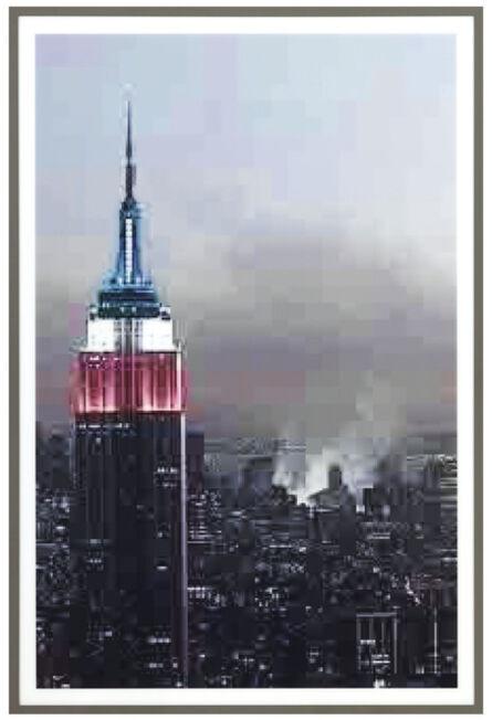 Thomas Ruff, 'Jpeg NY06', 2005