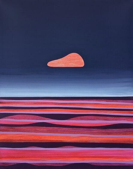 Luke Ramsey, 'Real Cloud', 2020