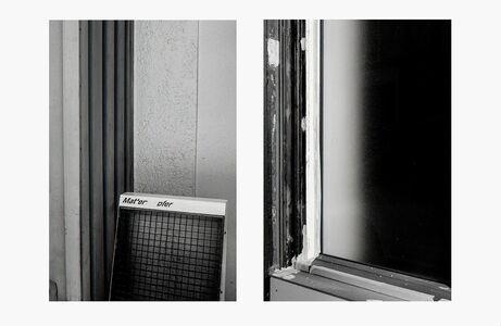 Eglantine Lavogez, 'Diptych 6', 2010