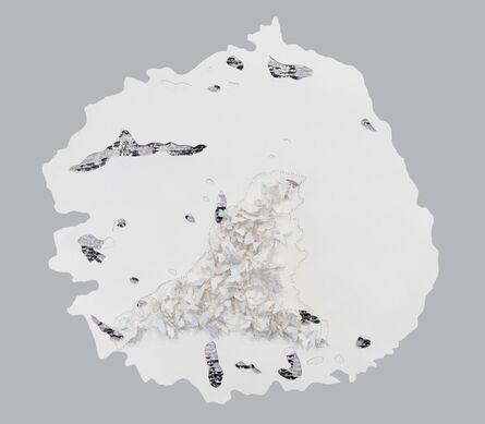 Safaa Erruas, 'Residence on earth II', 2017
