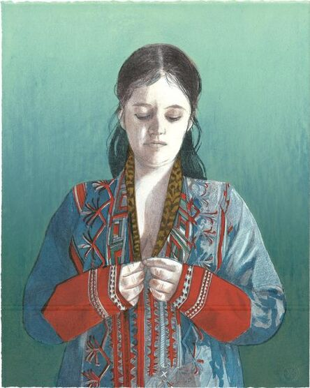 Hanneke Benade, 'Gown', 2020