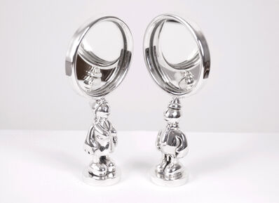 Tom Otterness, 'Mirrors: Worker (Male & Female)', 1994