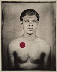 Christa Blackwood, 'Boys of Collodion: Richard', 2014