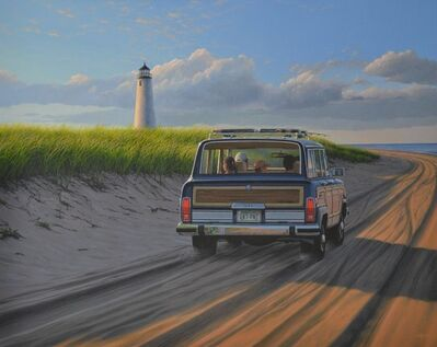 Forrest Rodts, 'Heading to the Point', 2014