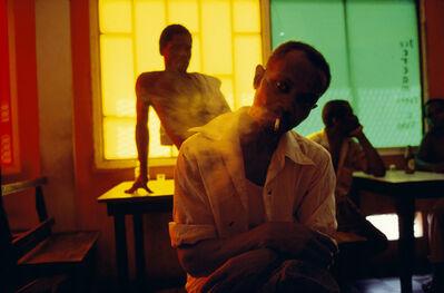 Alex Webb, 'Bar. Gouayave. Grenada. ', 1979