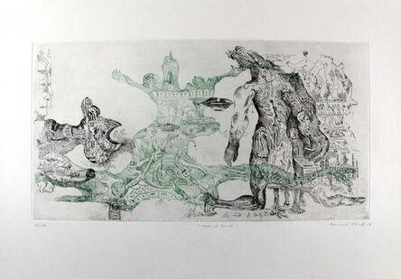 Bernard Schultze, 'Vereint Euch', 1964