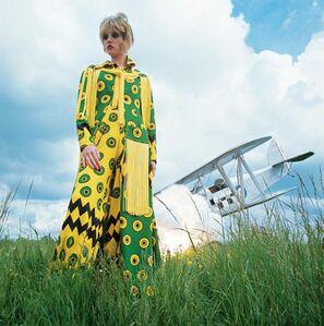 Jim Lee, 'Ossie Clark / Plane Crash', 1969