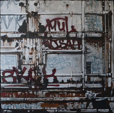 Carol O'Malia, 'Sidetracked', 2015