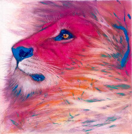 Sun Lin 林順雄, 'Lion King', 2019