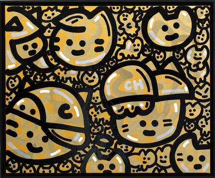 CHANOIR (Alberto Vejarano), 'Chas Or Noir', 2020