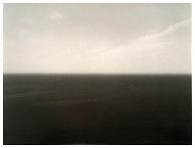 Hiroshi Sugimoto, 'Time Exposed: #368 Black Sea, Oakbayir', 1991