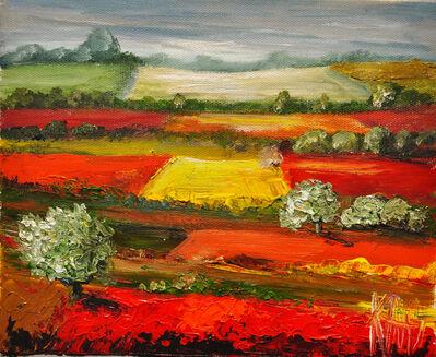 Michele Kaus, 'Poppies', 2019