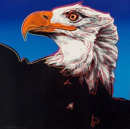 Andy Warhol, 'Bald Eagle, Endangered Species F&S II.296', 1983