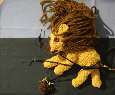 Lucinda Fernández, 'The Lion and the Mouse', 2016