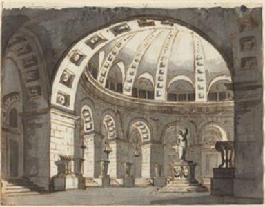 Gasparo Galliari, 'Stage Design'