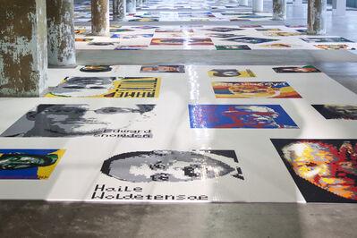 Ai Weiwei, 'Trace', 2014