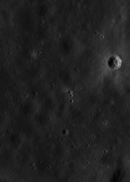 Nicolas Sanchez (b. 1981), 'Apollo 16 — Descartes', 2018